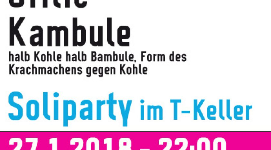 27.01.2018 Kambule Soli Party