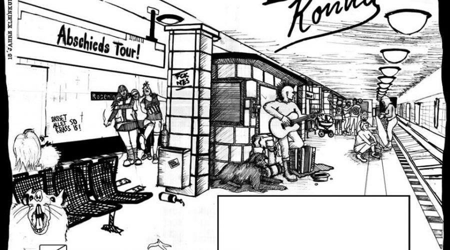 06.03.2020 – Abschiedskonzert Konny