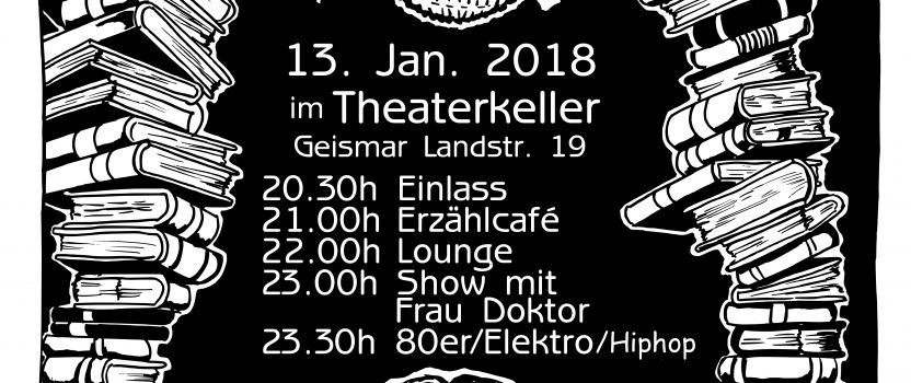 13.01.2018 Roter Buchladen Soli Party