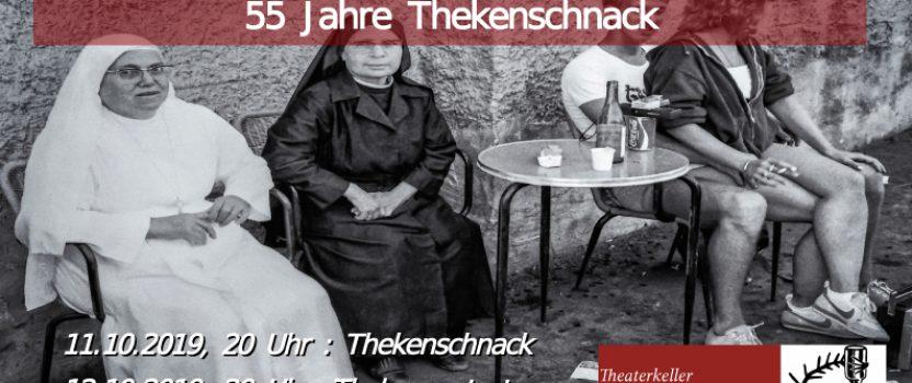 11.10. und 12.10.2019 55 Jahre T-Keller: Thekenschack und Thekencontest deluxe*